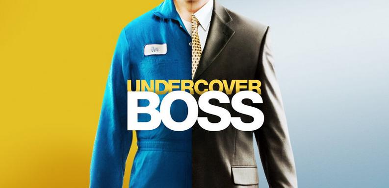 udercover boss