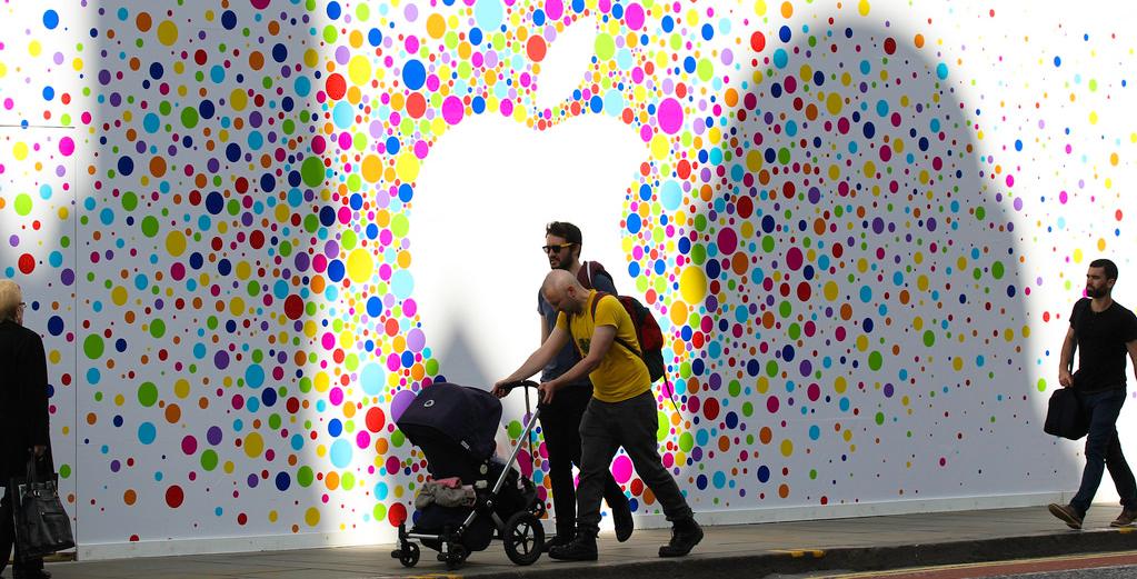 Apple store edinburgh